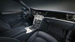 Bentley Mulsanne 6.75 Edition: dettaglio degli interni