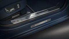 Bentley Mulsanne 6.75 Edition: dettaglio del battitacco