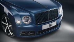 Bentley Mulsanne 6.75 Edition: dettaglio della calandra
