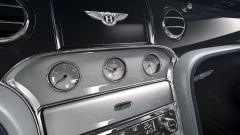 Bentley Mulsanne 6.75 Edition: dettaglio della plancia