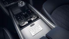 Bentley Mulsanne 6.75 Edition: la console centrale