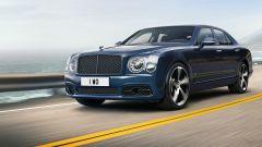Bentley Mulsanne 6.75 Edition: vista frontale