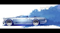 Bentley Mulsanne Convertible Concept - Immagine: 2