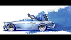 Bentley Mulsanne Convertible Concept - Immagine: 1