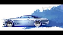 Bentley Mulsanne Convertible Concept - Immagine: 4
