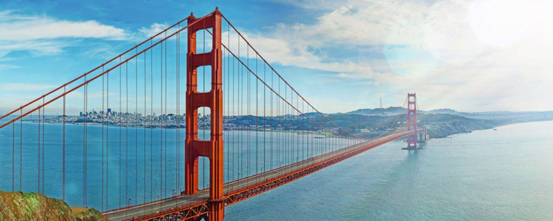 Bentley Mulsanne: la foto da 53 miliardi di pixel che la ritrae sul Golden Gate è da record