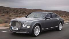 Bentley Mulsanne Mulliner Driving - Immagine: 2