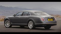Bentley Mulsanne Mulliner Driving - Immagine: 7