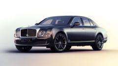 "Bentley Mulsanne Speed ""Blue Train"" - Immagine: 1"