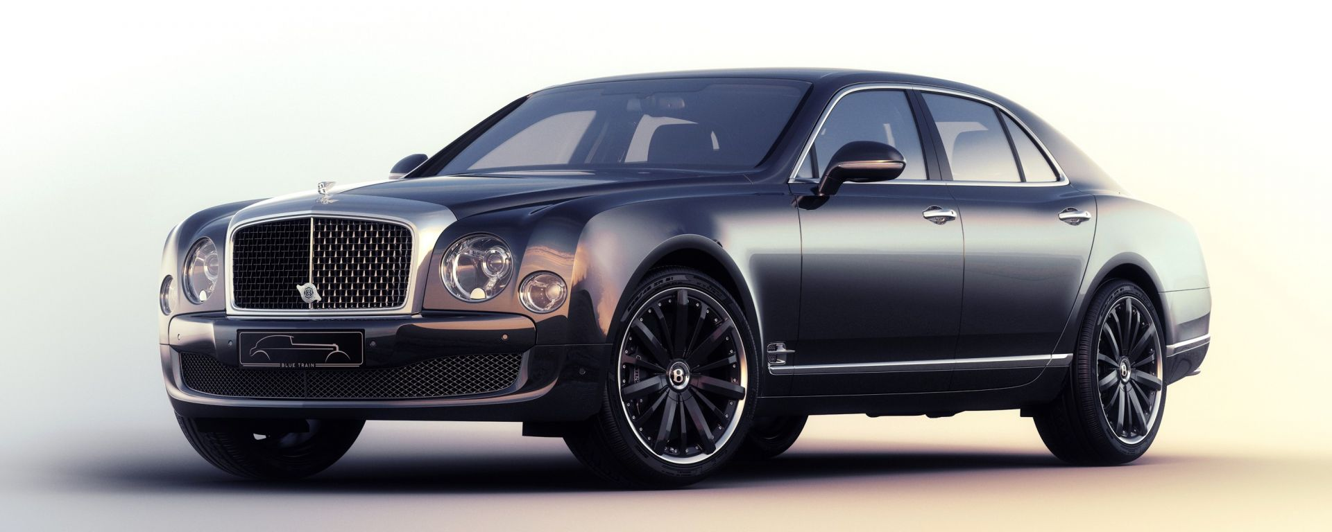 "Bentley Mulsanne Speed ""Blue Train"""