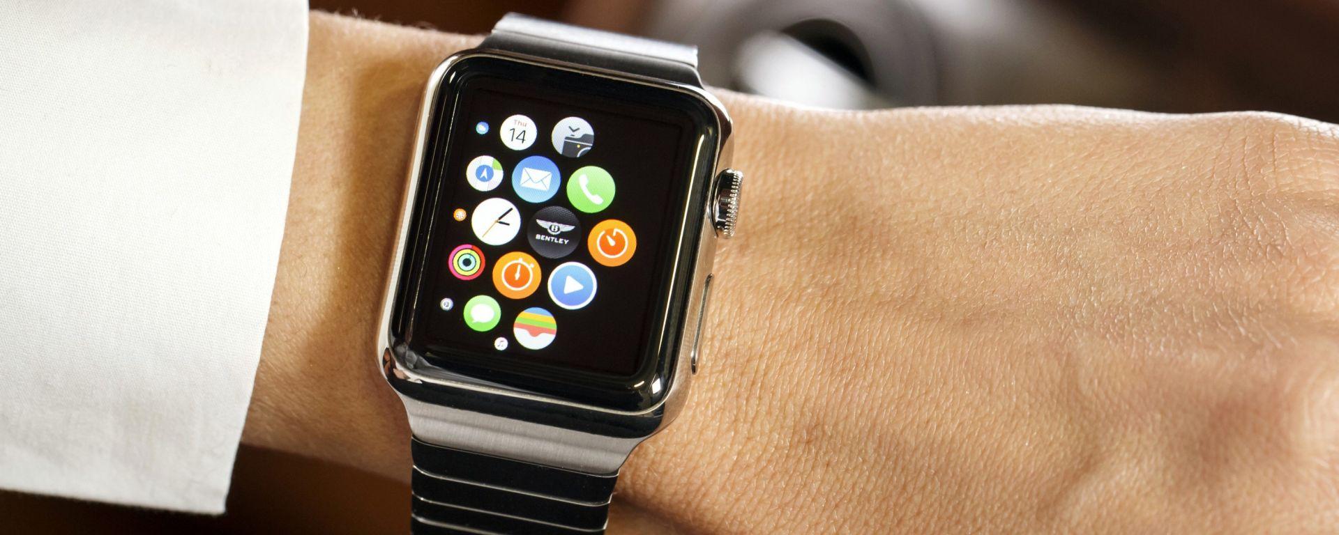 Bentley: un'App per l'Apple Watch dedicata alla Bentayga