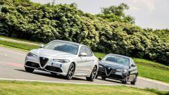 Benzina o diesel? Comparativa tra le Alfa Romeo Giulia