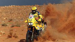 Beppe Gualini alla Dakar