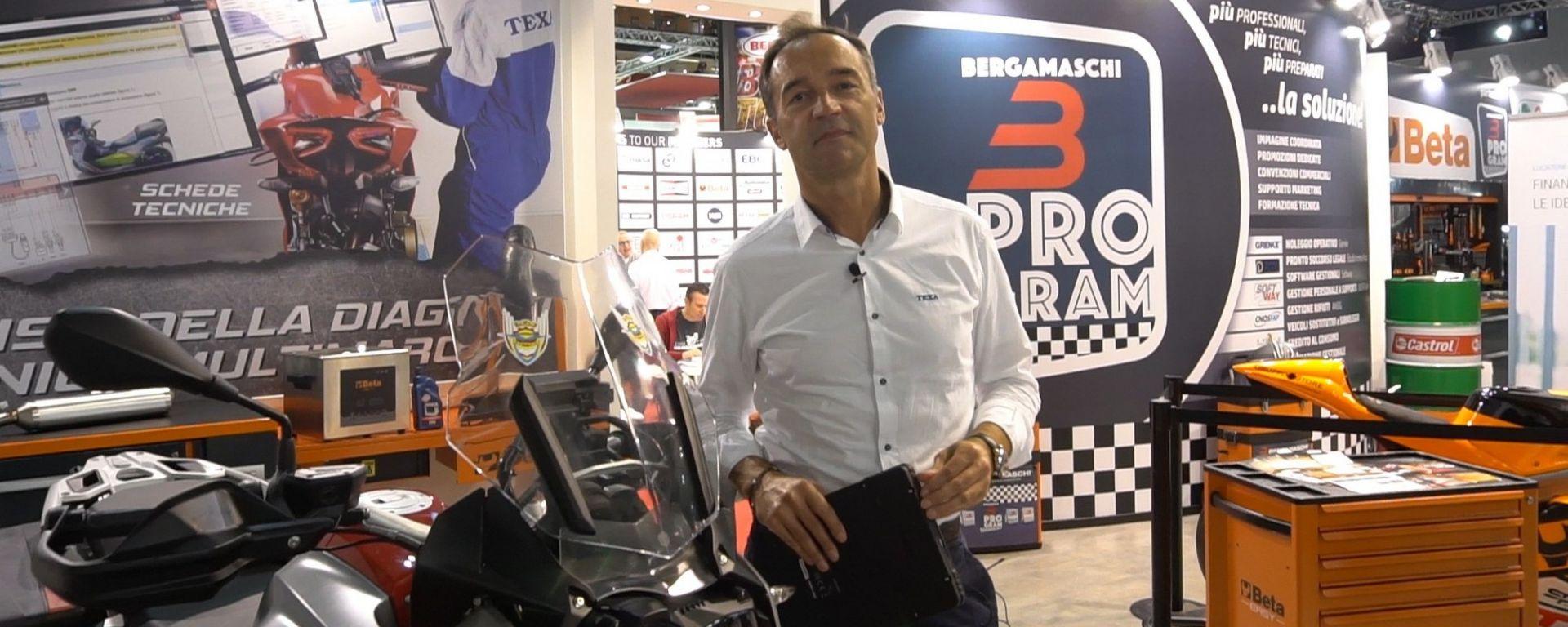 Bergamaschi B Program per la formazione professionale [VIDEO]