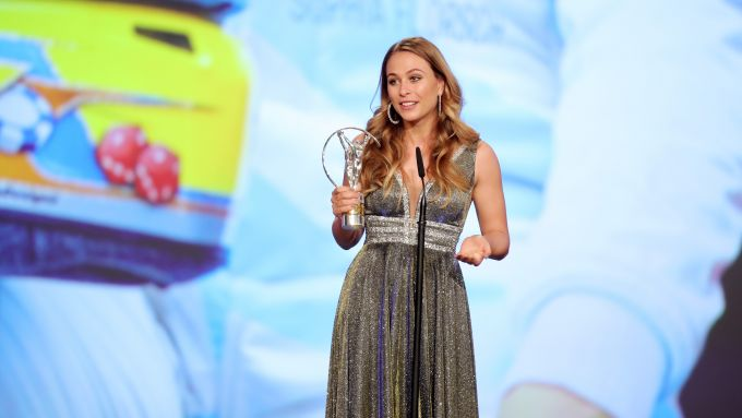 Berlino, Sophia Floersch vince il Laureus Awards