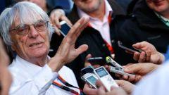 Bernie Ecclestone è fuori dalla F1