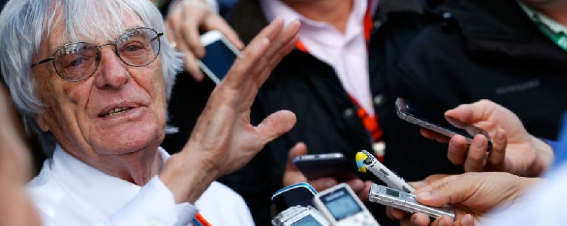 Bernie Ecclestone - il patron della F1