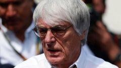 Bernie Ecclestone, il patron della Formula Uno