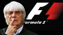 Bernie Ecclestone patron della Formula Uno