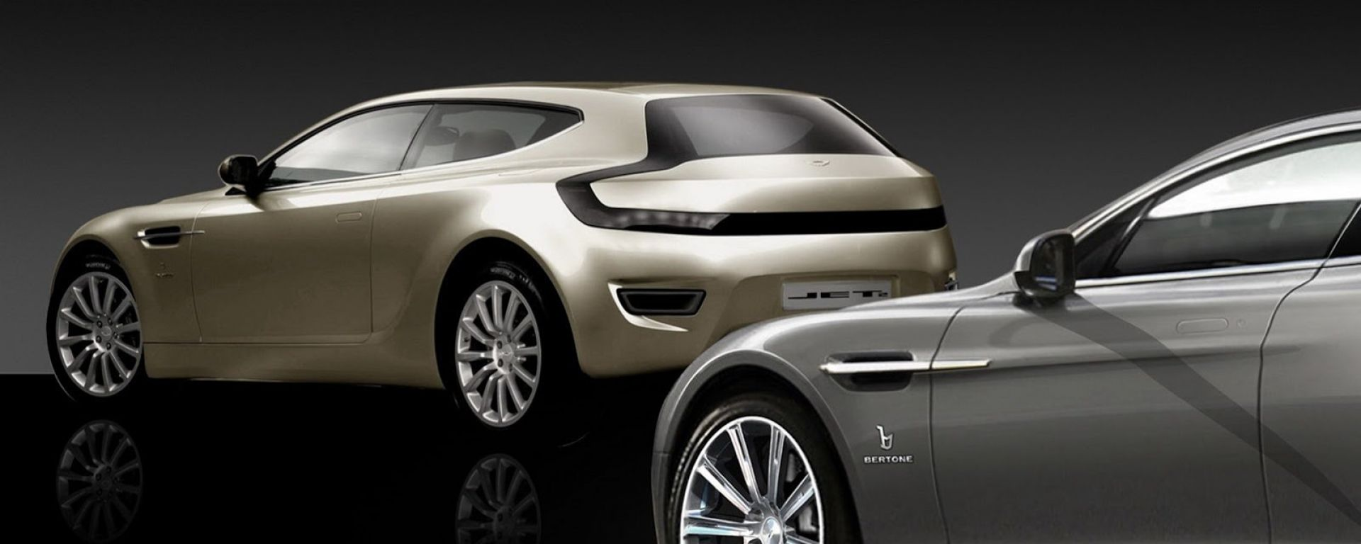 Bertone Jet 2... updated