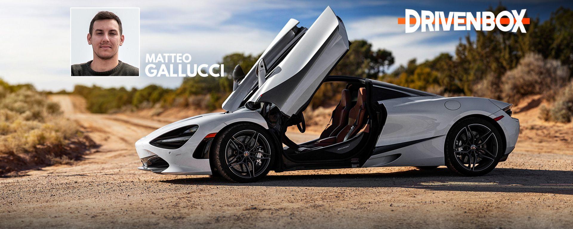 Best car: McLaren 720S