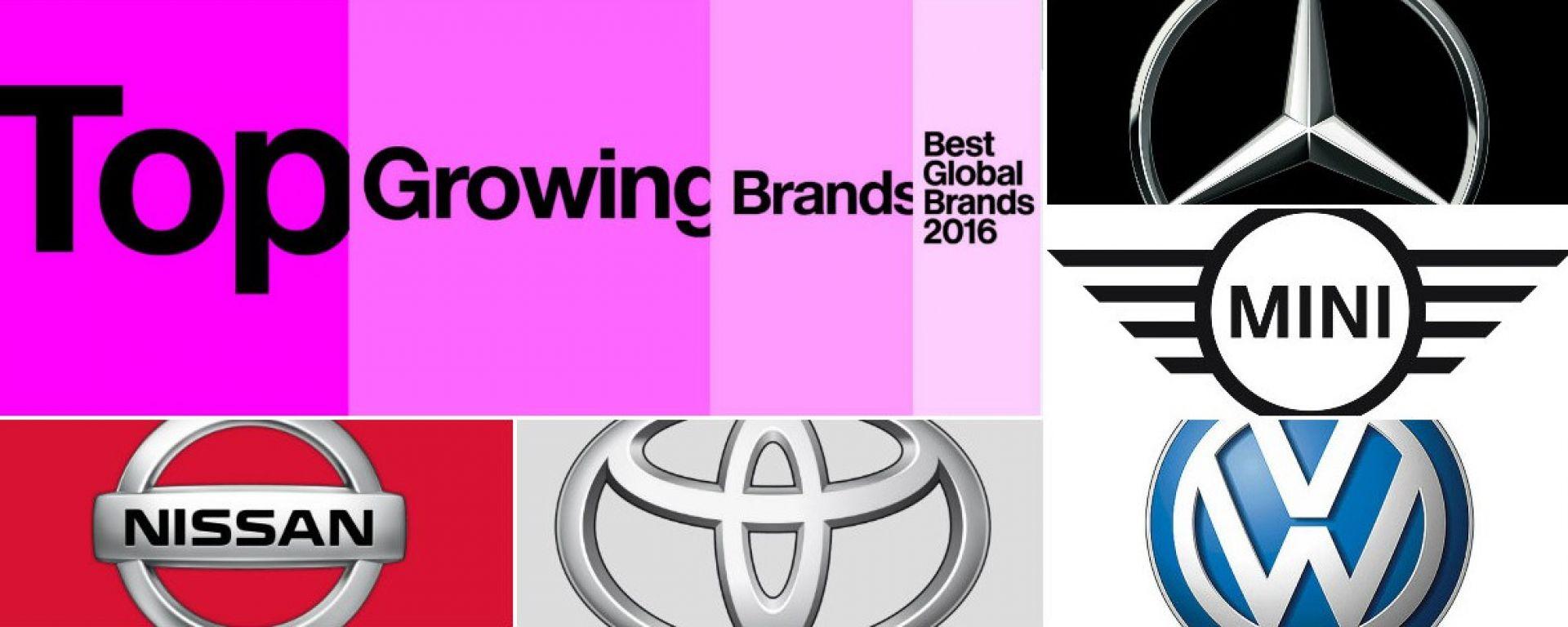 Best Global Brands 2016: quanto vale il mondo dell'auto