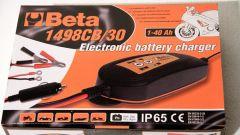 Come salvare la batteria. Il mantenitore di carica Beta 1498 CB/30 - Immagine: 1