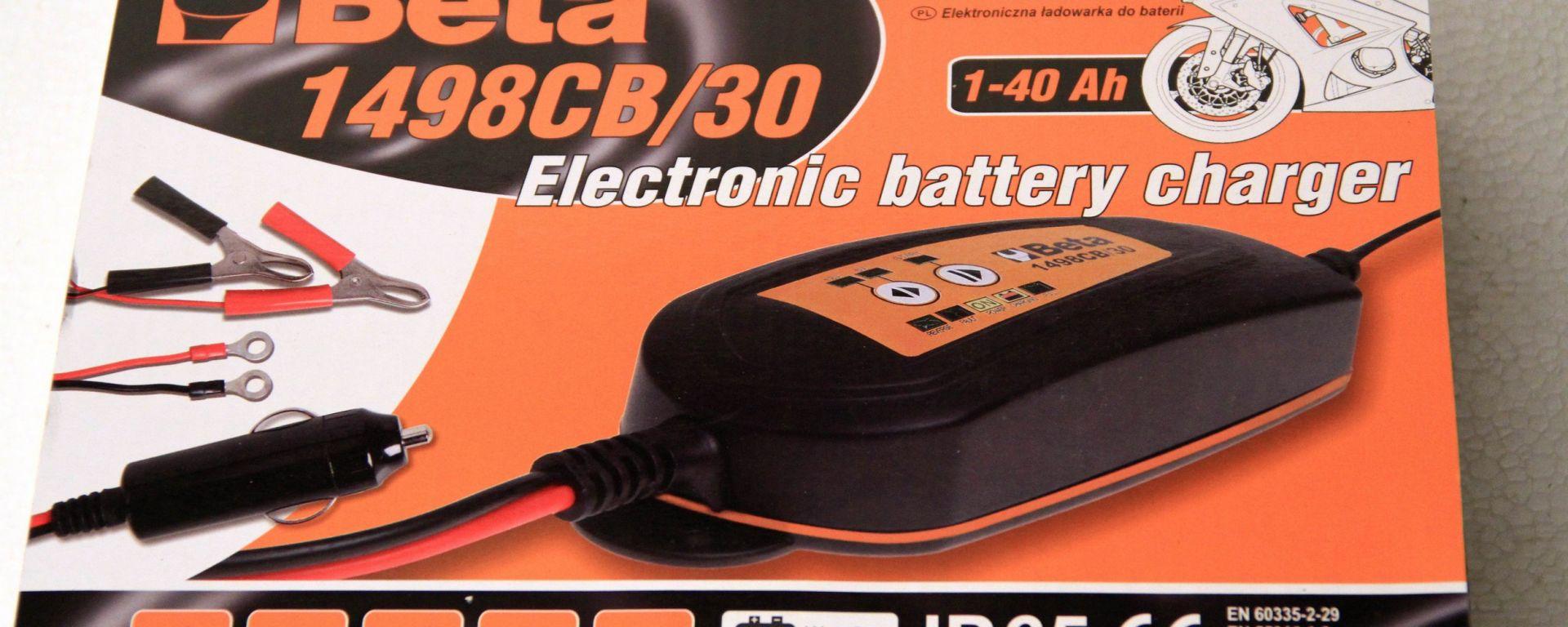Come salvare la batteria. Il mantenitore di carica Beta 1498 CB/30