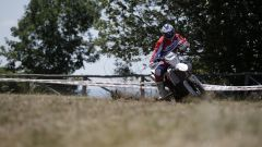 Beta Motorcycles gamma RR 2020, agile e precisa