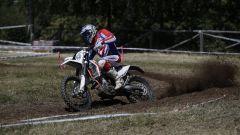 Beta Motorcycles gamma RR 2020, derapata in accelerazione