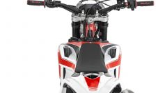 Beta Motorcycles gamma RR 2020, il manubrio più largo
