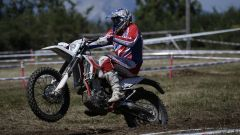 Beta Motorcycles gamma RR 2020, la 4T su una ruota