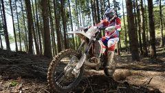 Beta Motorcycles gamma RR 2020, passaggio impegnativo