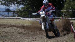 Beta Motorcycles gamma RR 2020, spazzolata su sterrato