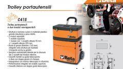 Beta Utensili, catalogo: il trolley Moto GP