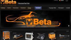 Beta Utensili: il sito internet