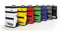 Beta Utensili: trolley portautensili C41 protagonista delle dirette MotoGP