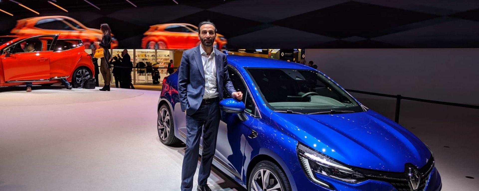 Biagio Rosso, marketing director Renault Italia