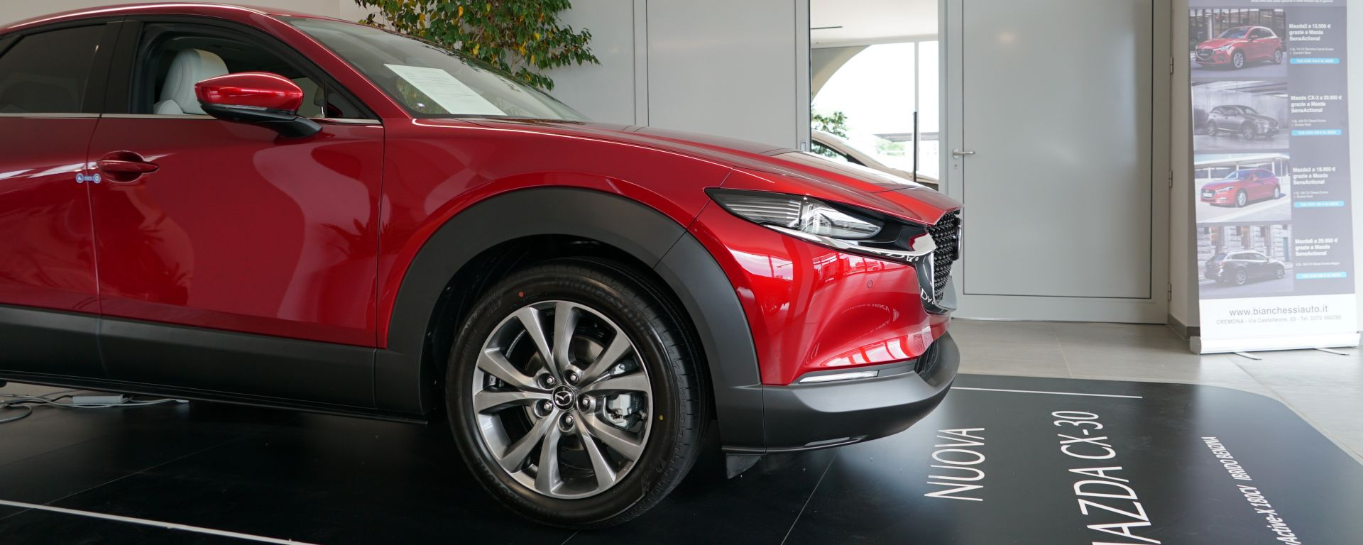 Bianchessi Auto, Concessionaria Mazda Cremona