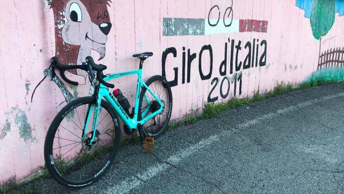 Bianchi Aria e-Road: bici da corsa a pedalata assistita