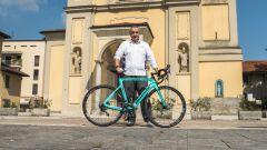 Bianchi Aria e-Road: motore da 40 Nm