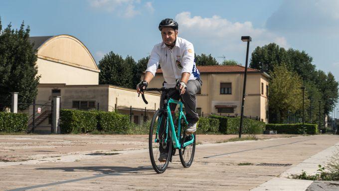 Bianchi Aria e-Road: (quasi) indistinguibile da una muscolare