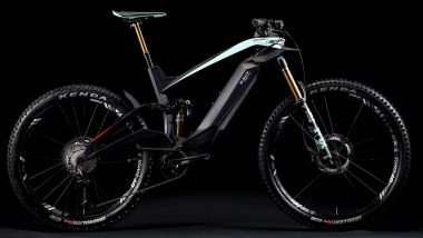 Bianchi T-Tronik Performer: visuale laterale