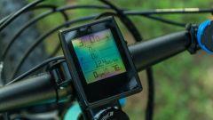 Bianchi T-Tronik Rebel 9.1: l'ampio display LCD e tutte le informazioni che servono