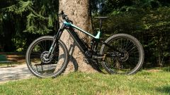 Bianchi T-Tronik Rebel 9.1: visuale laterale