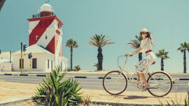 Bici da città a pedalata muscolare