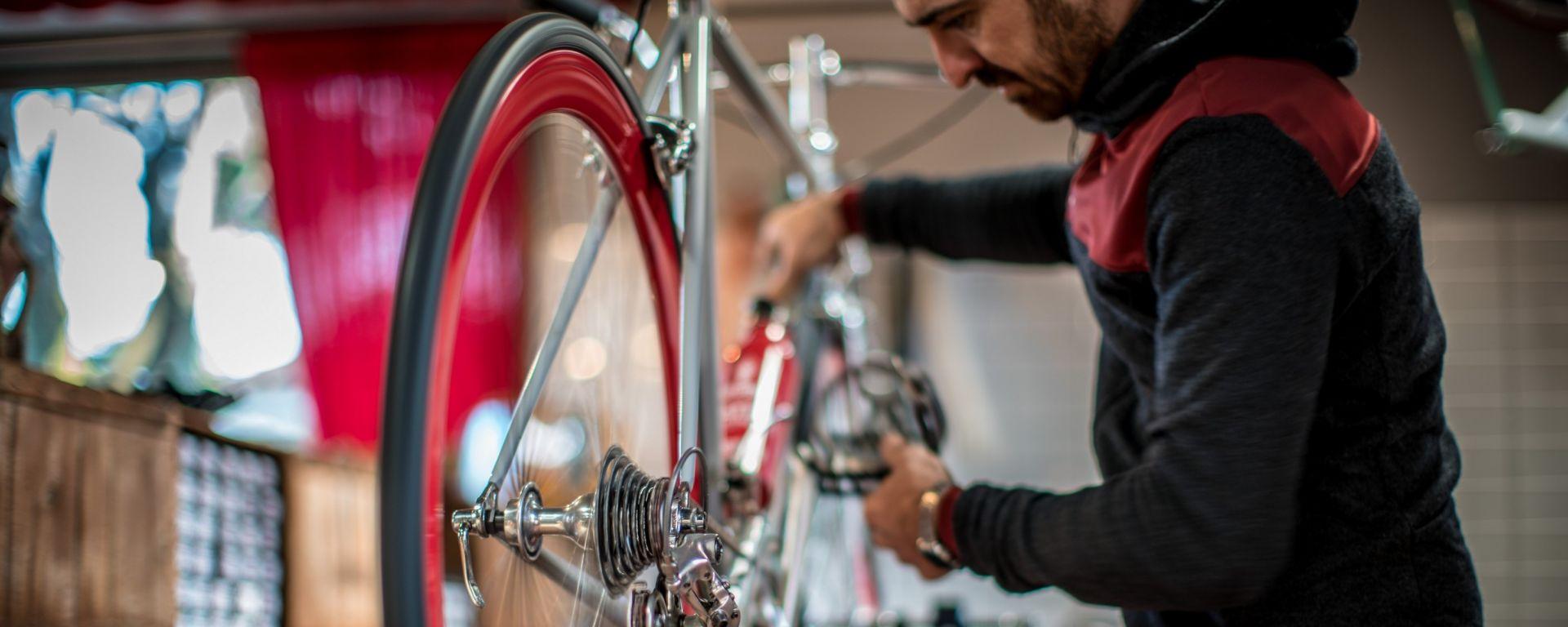 Biciclettaio Matto: biciclette artigianali dal Lago di Garda
