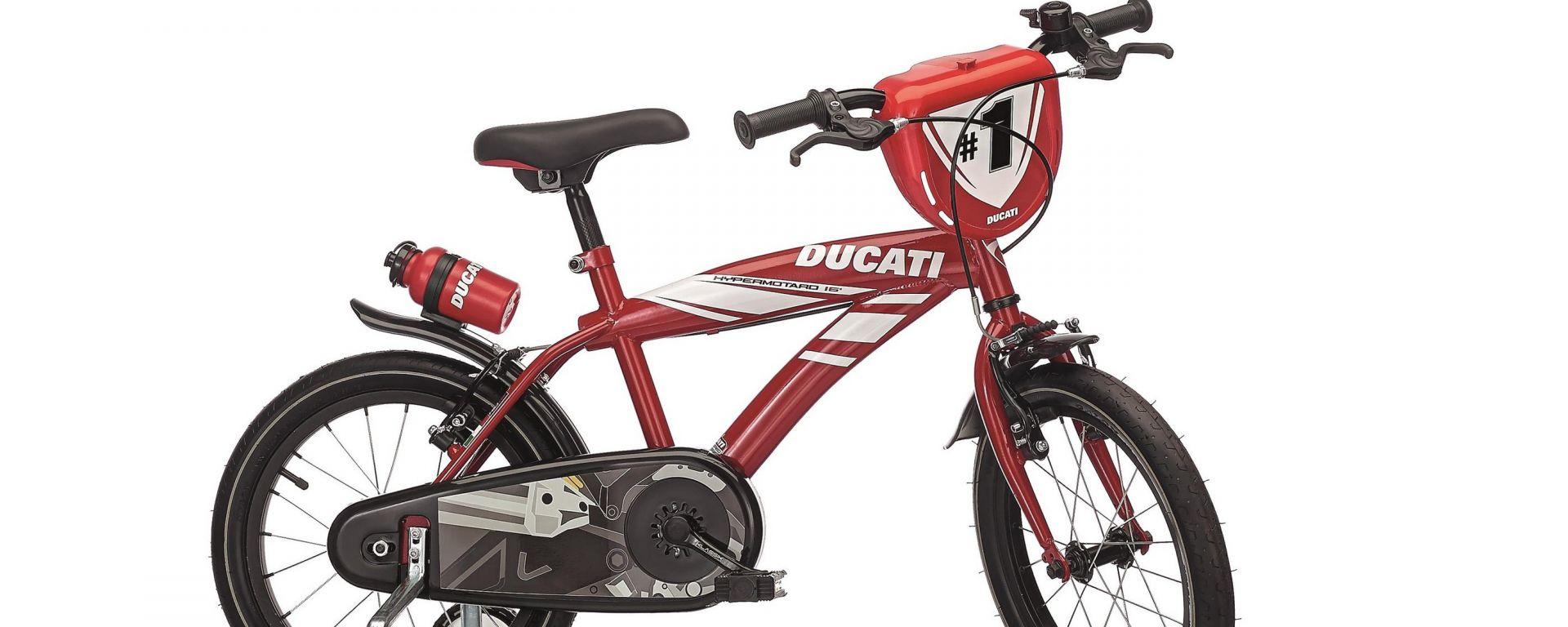 Bianchi-Ducati: la gamma bici 2016