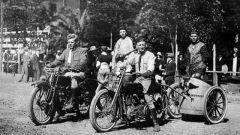 Bighe motorizzate: come si divertivano negli anni Venti e Trenta