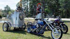 Bighe motorizzate: una foto dei giorni nostri. La specialità esiste ancora